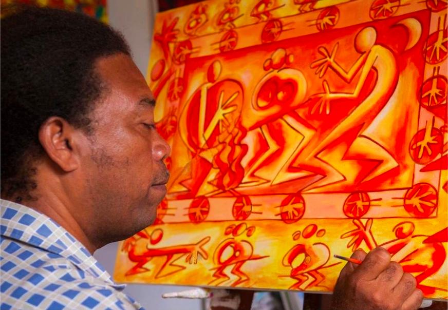 Le Salon international d'art contemporain accueille Art'paé et Nuances 3D Design