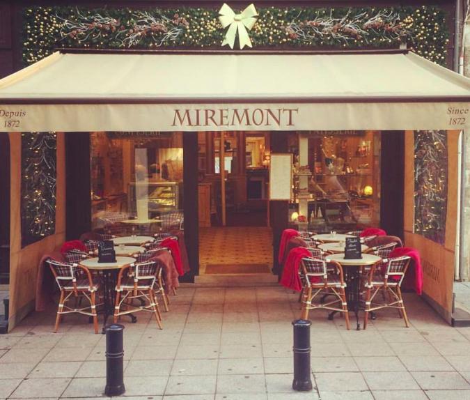 Trouvaille gourmande #40 – Pâtisserie Miremont