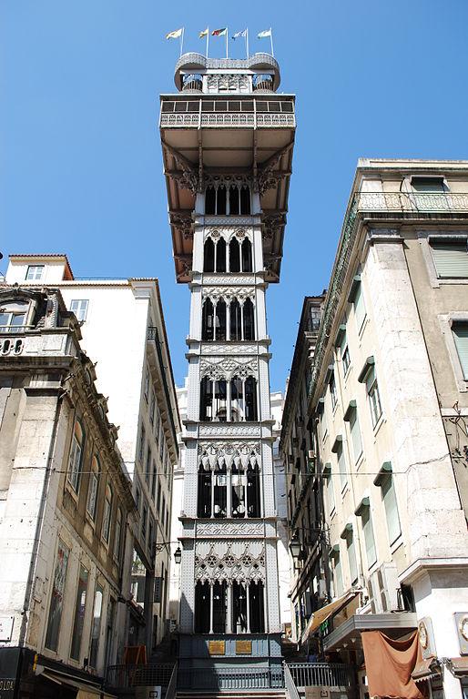 elevador Santa Justa