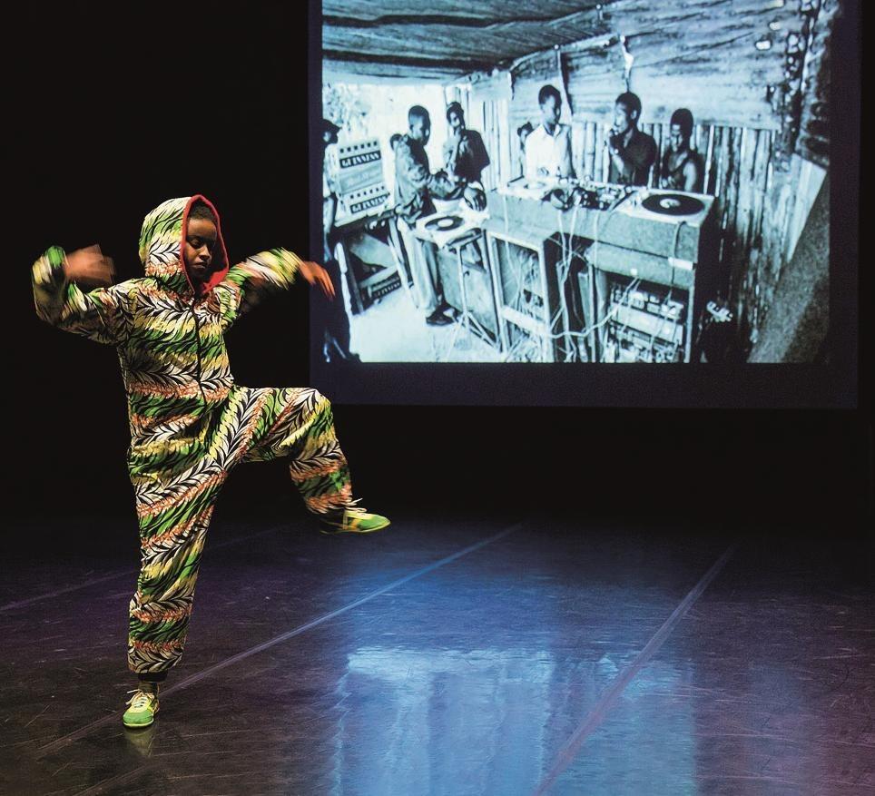 15eme rencontres de danses urbaines