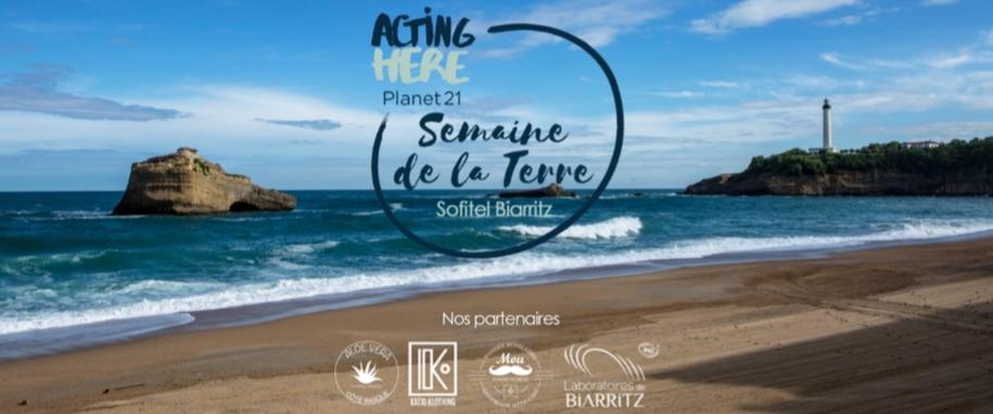 Une petite vir e green et healthy au sofitel biarritz for Meuble bordeaux