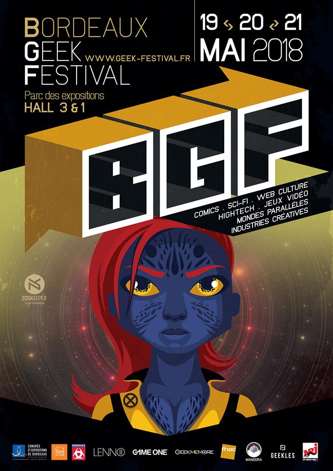 Bordeaux Geek Festival