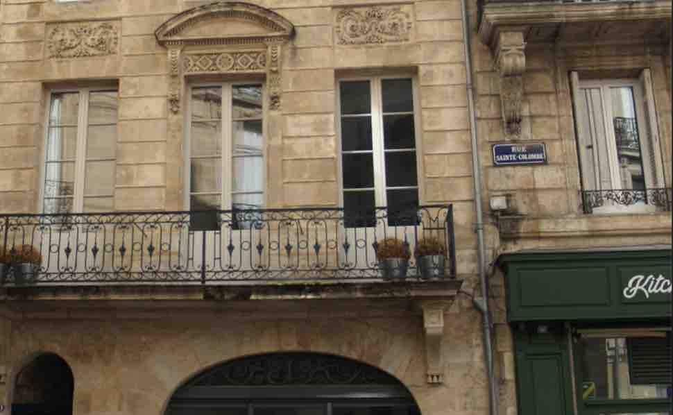 Au détour d'une rue bordelaise #9 : La rue Sainte Colombe
