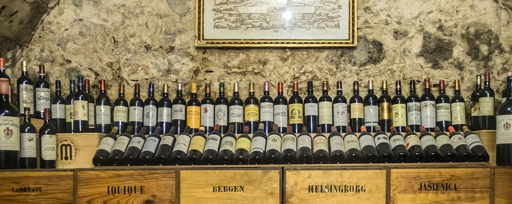 Top des bars à vins bordelais