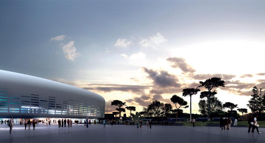 Lieu coup de coeur #26 – Bordeaux Métropole Arena