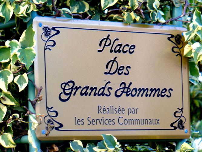 Au détour d'une rue bordelaise #29: la Place des Grands Hommes