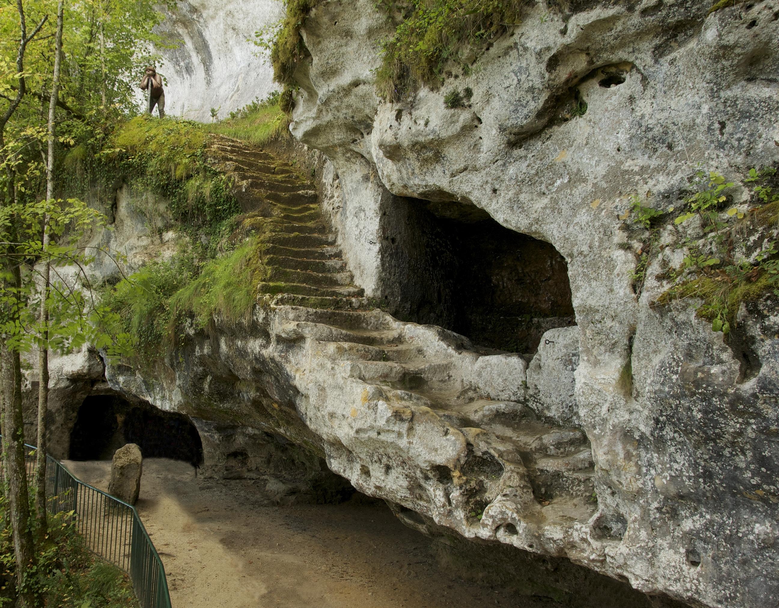 Escalier_Roque_Saint Christophe