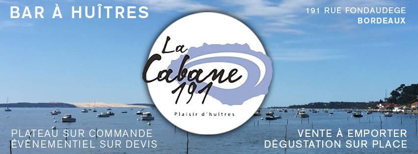 La Cabane 191 ou le paradis des amateurs d'huîtres !