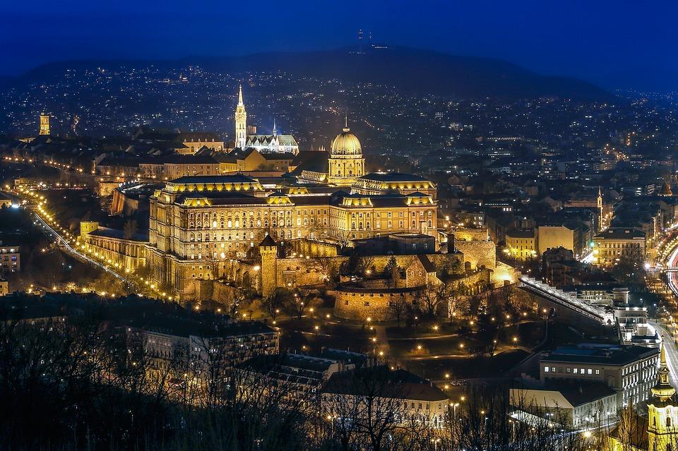 Un week-end à Budapest