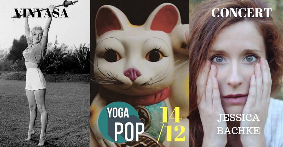 Les events YOGA POP !