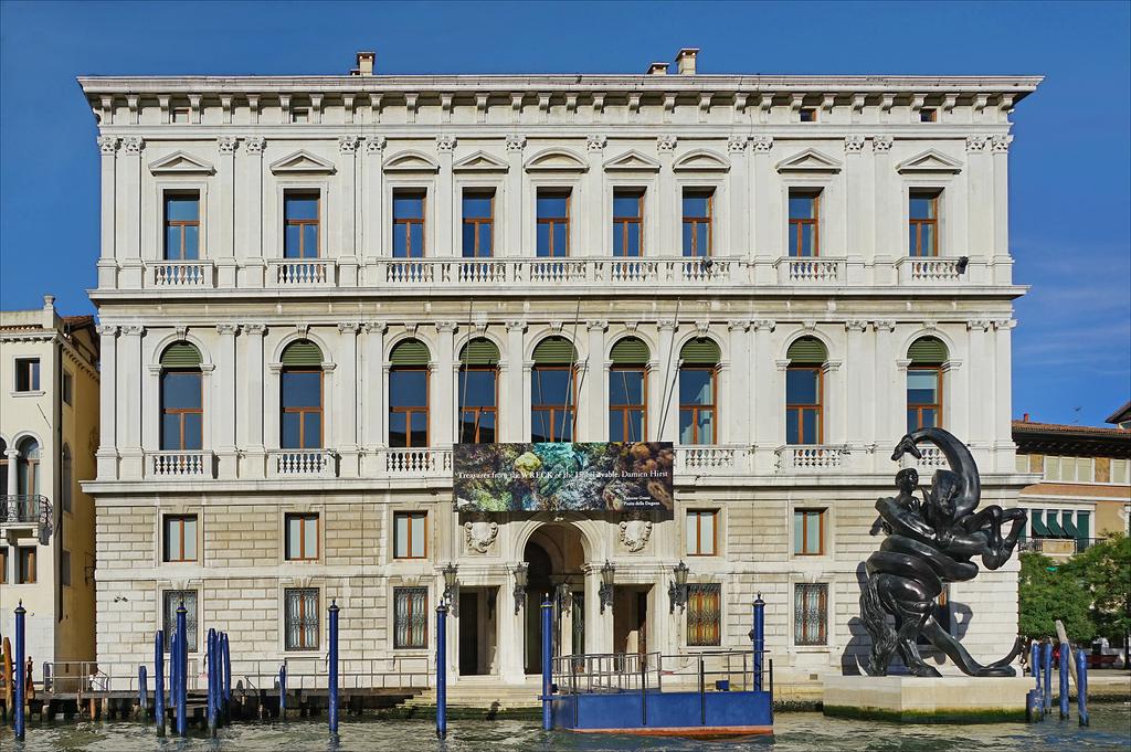 palazzo Grassi.
