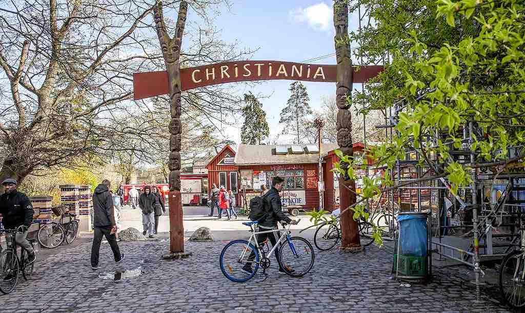 Christiania.