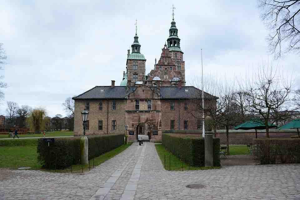 château de Christianborg