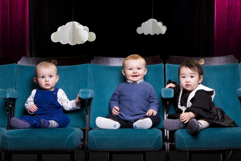 L'actu insolite du jour : BambinO, un opéra composé spécialement… pour les bébés !
