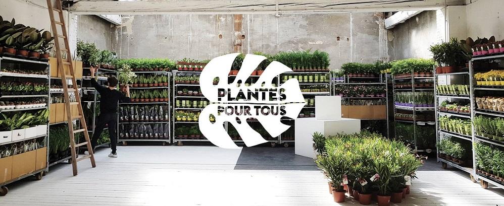 Nouvelle édition de la Grande Vente de Plantes à 2 euros