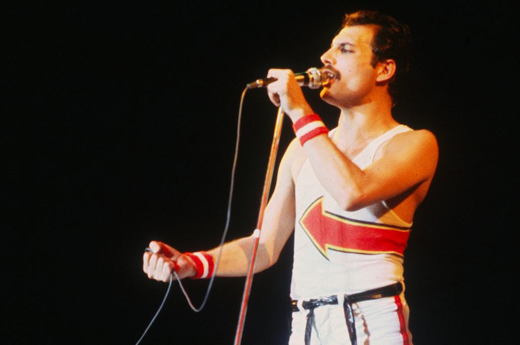 Insolite Freddie Mercury