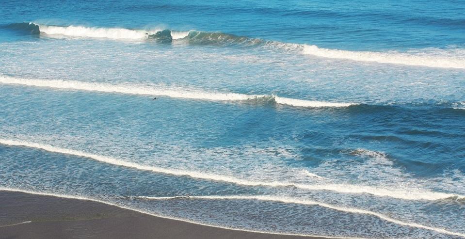 Cote basque : l'ocean bat des records de temperature à l'été 2018