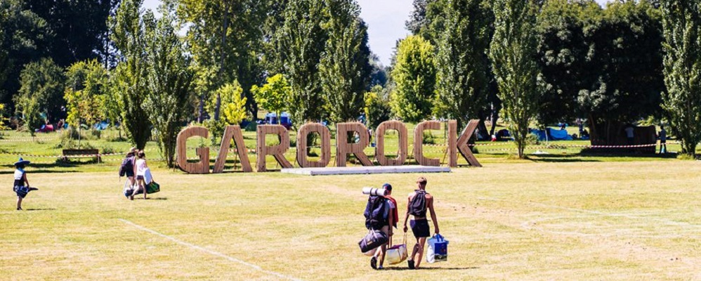 Le camping du festival Garorock devient payant