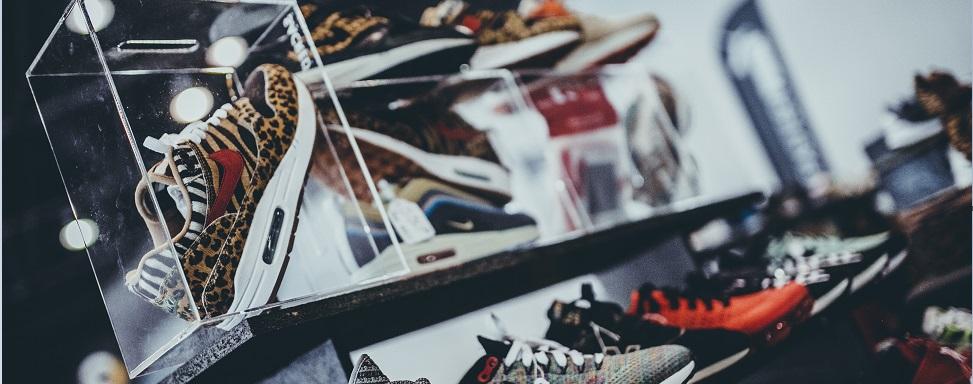 Bordeaux accueille pour la première fois le salon Bonjour Sneakers