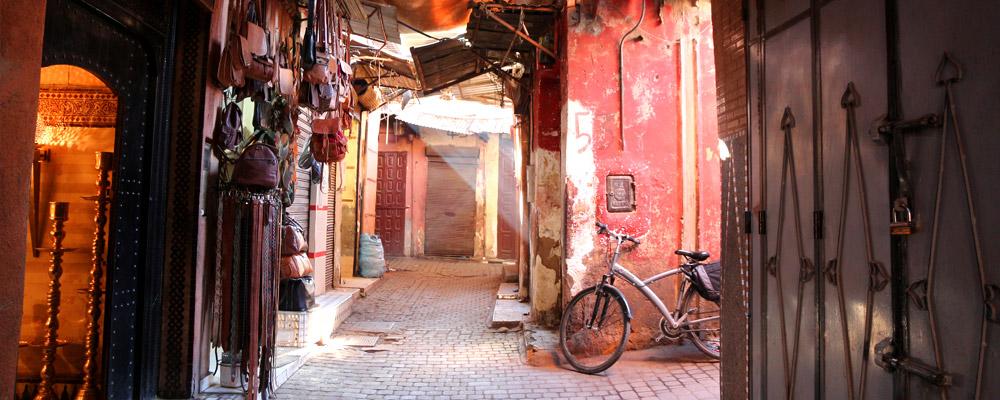 Bons Baisers de… Marrakech