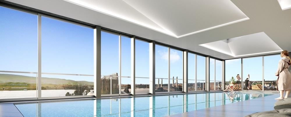Restaurant panoramique et une piscine en rooftoop : que nous réservent les futurs hôtels de Bacalan ?