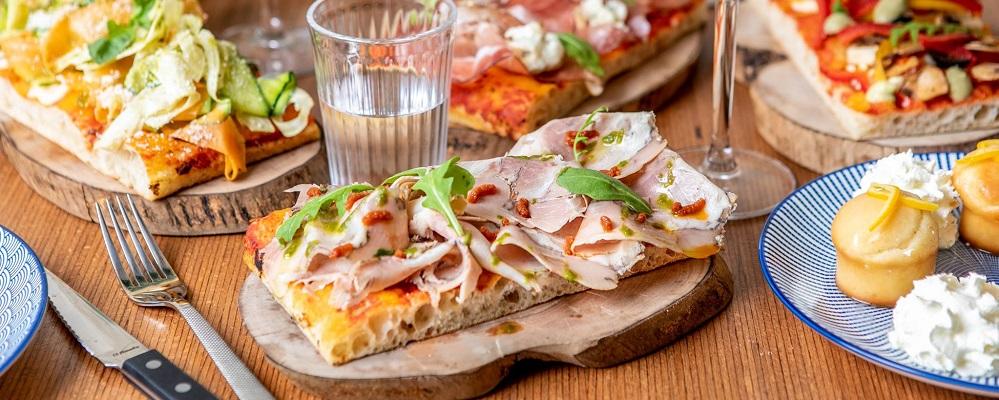 Yeast, bar à pizza : plaisir des yeux, joie des papilles