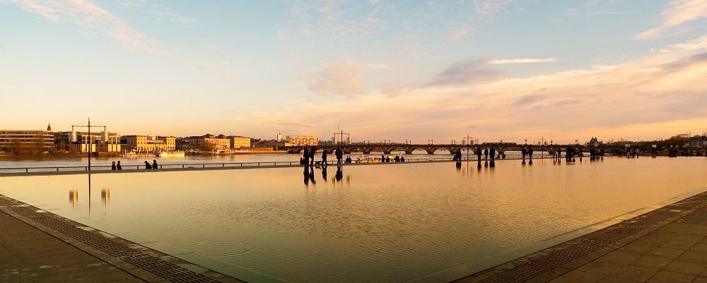 Bordeaux parmi les villes les plus ensoleillées depuis le début de l'année