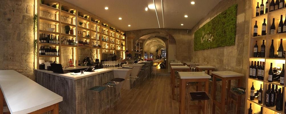 Le Vertige : un bar à vins atypique et gourmand !