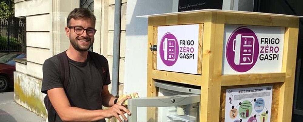 Un second Frigo Zéro Gaspi à Bordeaux !
