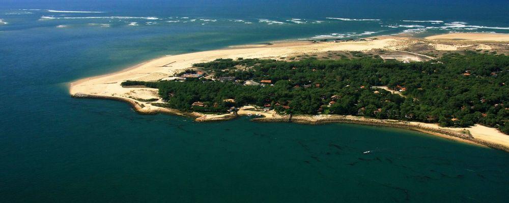 Des mesures d'urgence déclarées pour protéger l'érosion de la pointe du Cap-Ferret
