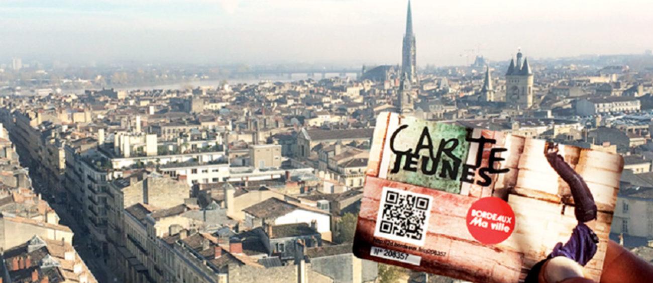 Carte Horizon Bordeaux.Carte Jeune Le Dispositif Etendu Dans 11 Communes De La