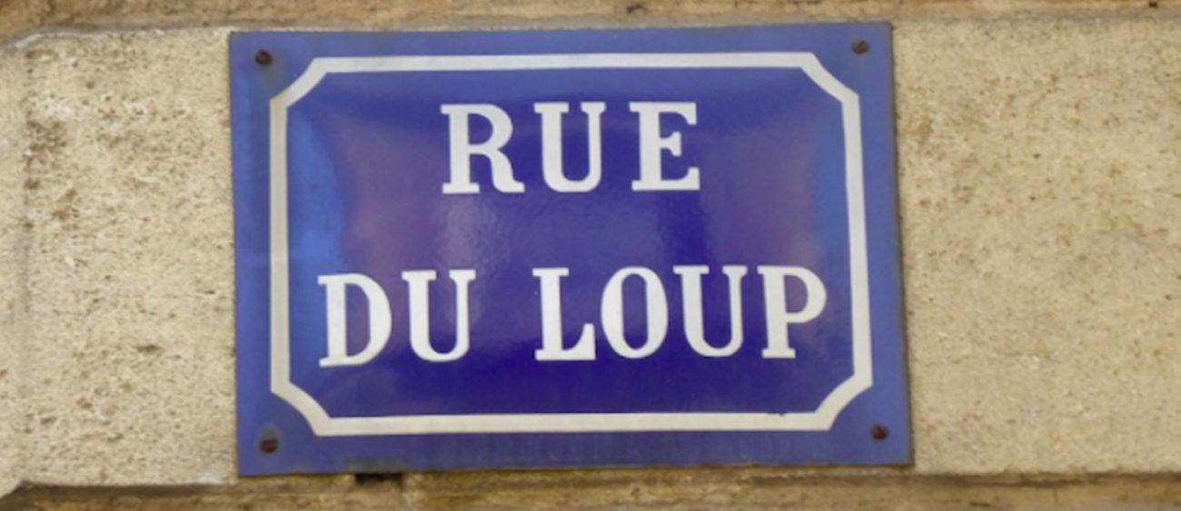 rue du loup