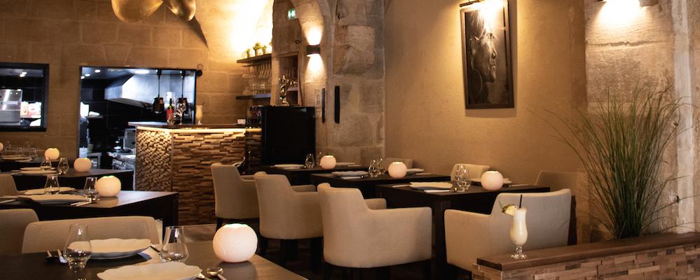 Nora : le nouveau restaurant de cuisine fusion de la rue ausone