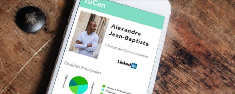 Un étudiant bordelais crée un CV à scanner, inspiré de l'application YUKA