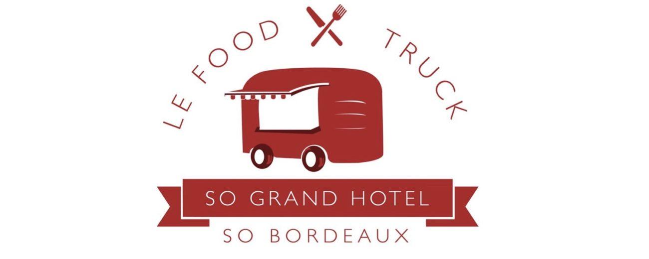 Food truck so Grand Hôtel