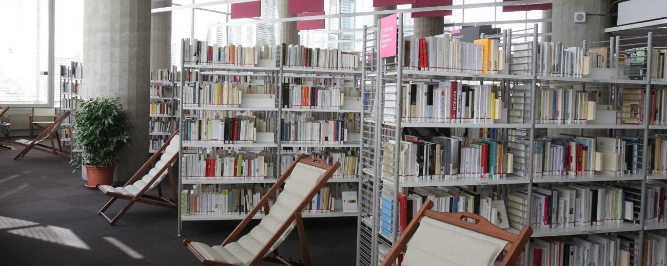 Bibliothèque Mériadeck