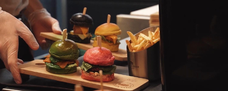 Khaan Burger