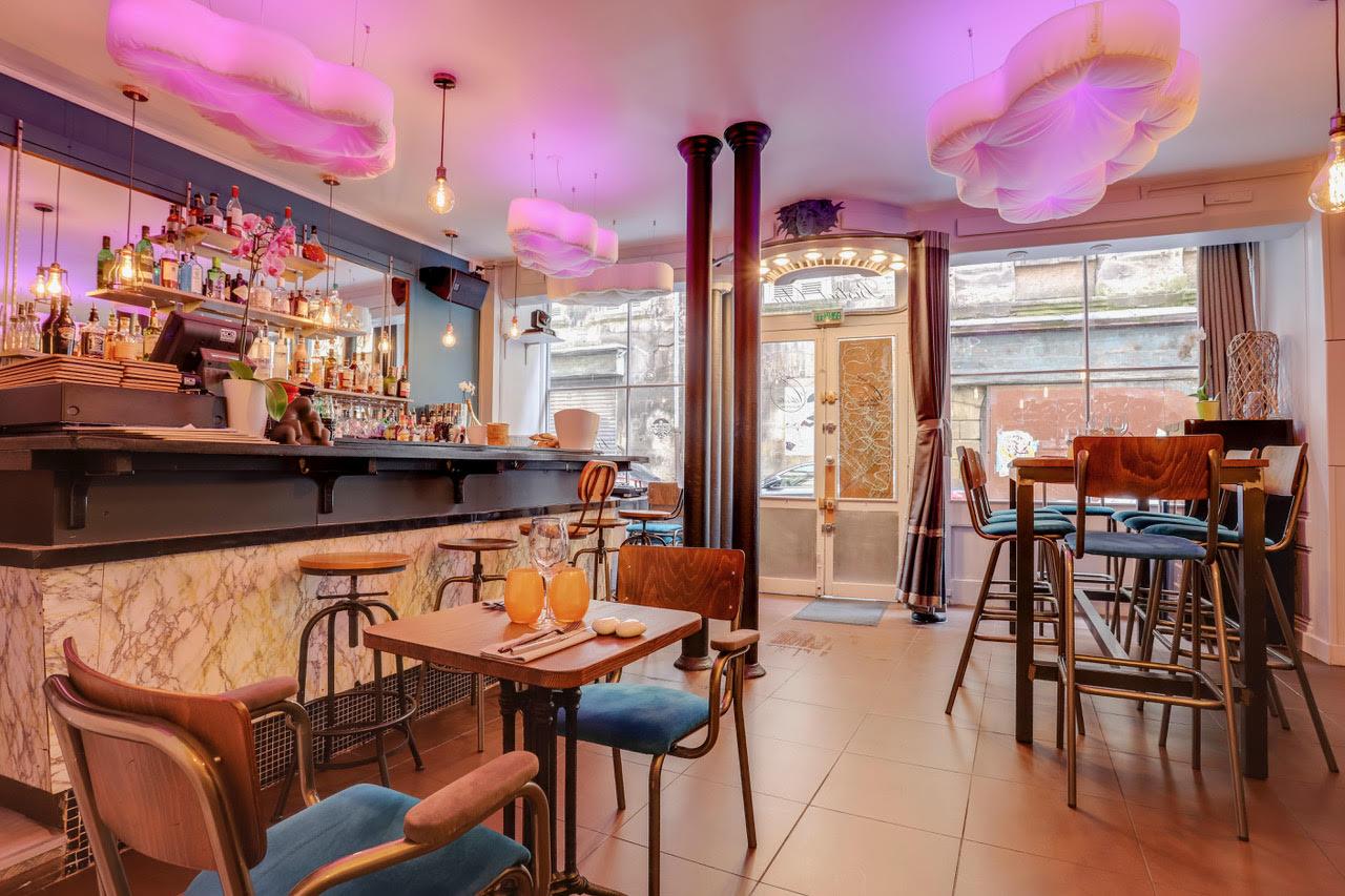 Bordeaux restaurant bistronomie